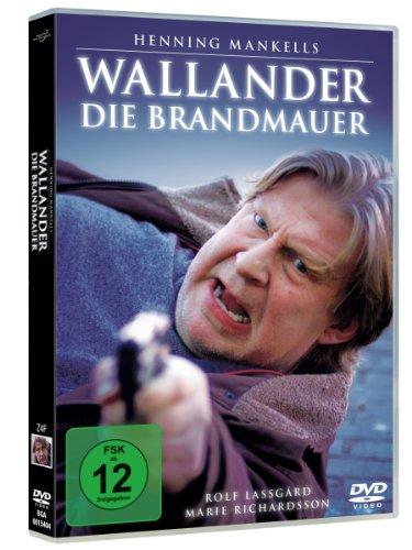 Wallander - Die Brandmauer: Alle Infos bei Amazon