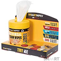 Smaart Wipes Try-Me Counter Top Display