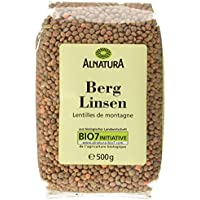 Alnatura Bio Berglinsen, 500 g