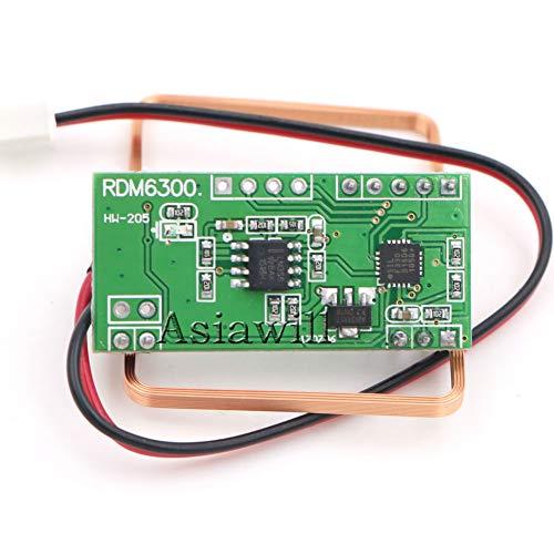 Lector Asiawill RDM6300 125Khz EM4100 RFID módulo
