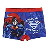 Superman Costume da Bagno 3/4 4/5 5/6 6/7 Anni Estate 2019 (5/6 Anni)