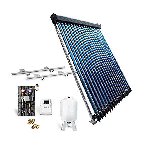 Warmwasser Mit Solarthermie So Funktionierts