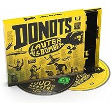 Lauter als Bomben (Limitierte Deluxe Edition mit CD + Live DVD im Digipak)