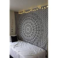 Trade Star Exports Elephant Throw Tapestry