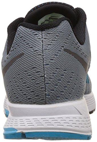 9638ec88fc5f0 Nike Men s Air Zoom Pegasus 32 Grey Running Shoes - 9 UK India (44 ...