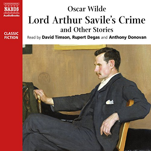 Lord Arthur Savile's Crime and Other Stories  Audiolibri