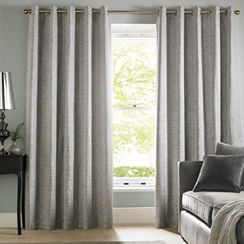 cairo-silver-grey-lined-ready-made-eyelet-ring-top-chenille-curtains-by-ashley-wilde-90-x-90-229cm-x