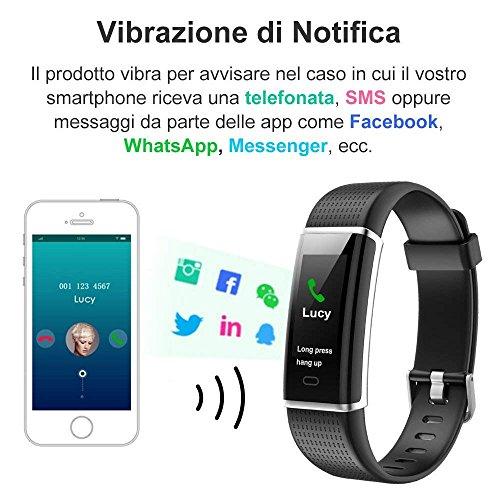Zoom IMG-5 willful orologio fitness tracker uomo
