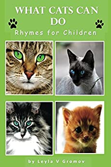 Utorrent Descargar What Cats Can Do (Rhymes for Children Book 1) PDF Gratis