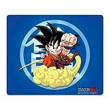 DRAGON BALL - Mousepad - DB/ Son Goku magic cloud