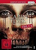 DVD Cover 'Cabin Fever Quadrologie (4 Disc-Set)