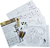 Ancient Egypt Activity Pack - Colouring Activities & Games