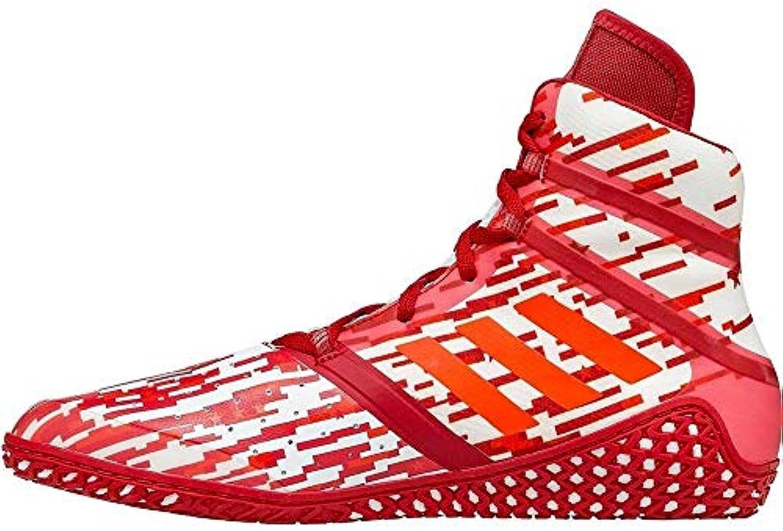 Adidas Impact Men's Wrestling scarpe, rosso Digital Print, Dimensione 5 5 5 | Abile Fabbricazione  29a94c