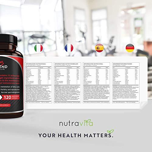 Zoom IMG-2 testomax potente manutenzione del testosterone