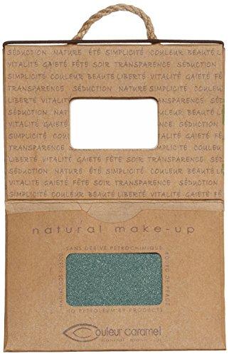 Couleur Caramel Ombre à paupières n°50 vert bleuté nacré 2.5g