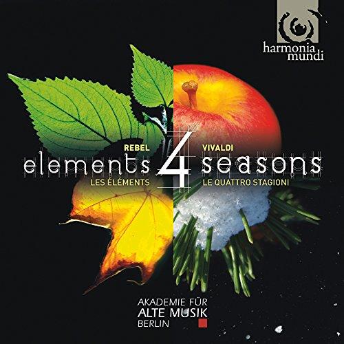 4 Elements-4 Seasons
