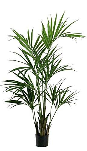 Kentia palma - albero artificiale elegante lusso da arredo interno - alto 150 cm