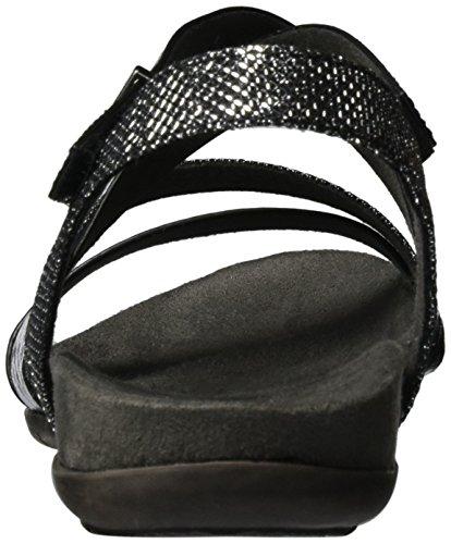 Tamaris 28400, Sandales ouvertes femme Noir (Black Comb 098)