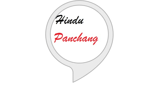 hindu panchang: Amazon in: Alexa Skills