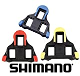 Shimano Schuhplatten Cleat SH + Fantic26 Sticker (SH-10 fixe mode rot)