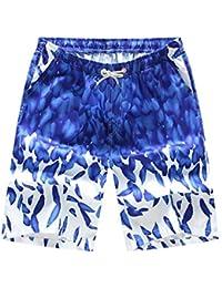 df1db4a192462 STAZSX Apparel Pantalones de Playa Ocasionales de la Playa del Verano  Pantalones de la Playa Pantalones Cortos de…