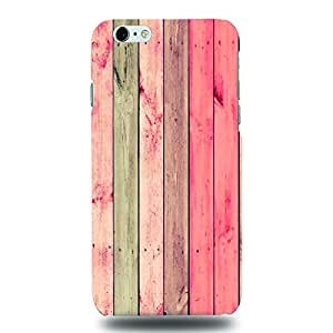 Dark Horse iPhone 6/ 6S Mobile Case - Abstract Pattern