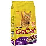 Go Cat Duck, Rabbit & Chicken Dry Cat Food 2kg