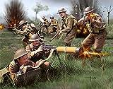 Revell - 02597 - Figurine - Infanterie Britannique - WWII