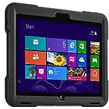 Kensington Housse antichoc BlackBelt ™ 1st degree pour HP Pro 610: noire–Pochettes pour tablettes (Couverture, noir, hP, Omni, resistente a rayones)