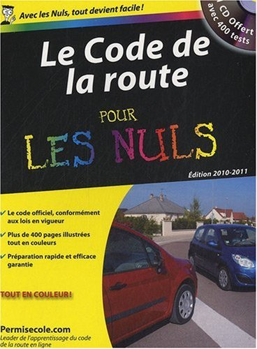 CODE DE ROUTE 2010 POC PR NULS par PERMISECOLE.COM
