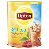 Lipton Raspberry Iced Tea Mix, 762g