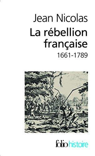 La rébellion française: Mouvements populaires et conscience sociale (1661-1789)