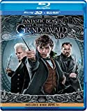 Fantastic Beasts: The Crimes of Grindelwald (Blu-ray 3D & Blu-ray) (2-Disc)