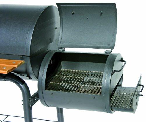 Grilln Smoke Sidefirebox Classic Nur Seitliche Feuerbox Zum Nachrsten