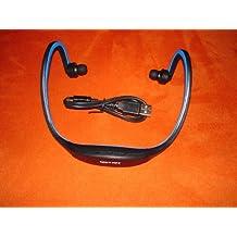 USB 2.0 Mini Sports Headset Music MP3 Player Support 16GB Micro SD /TF