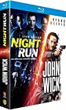 NIGHT RUN et JOHN WICK [Blu-ray]
