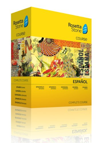 Rosetta Stone Spanish (Spain) Complete Course (PC/Mac) Test