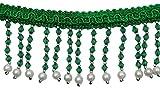 Unbekannt Vorhang Trimmen Dekorativen grünen Fransenband Polster Spitze Näh-Handwerks von der Werft