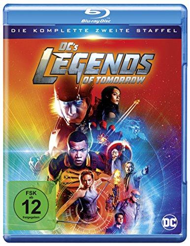 DC's Legends of Tomorrow - Die komplette 2. Staffel [Blu-ray]