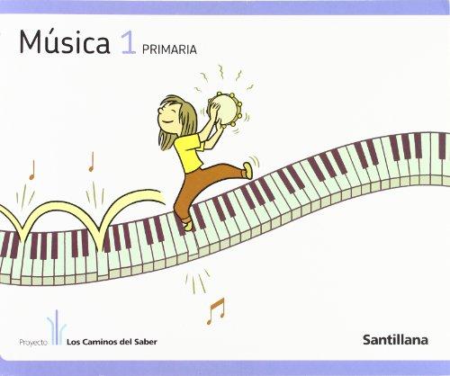 CUADERNO MUSICA 1 PRIMARIA - 9788468001203