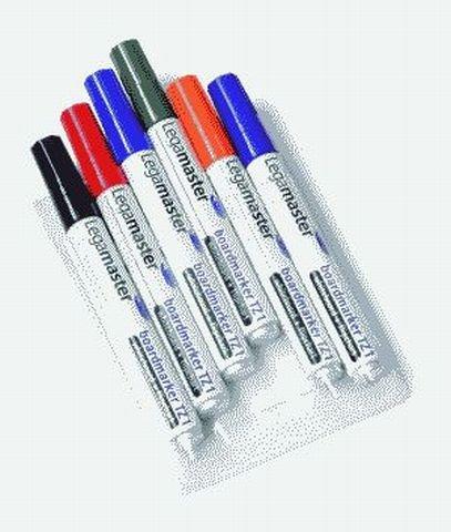 Legamaster Boardmarker TZ 1/7-110096 farblich sortiert Inhalt 6 Stück