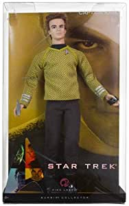Barbie Colletor # 5502 Star Trek Captain Kirk