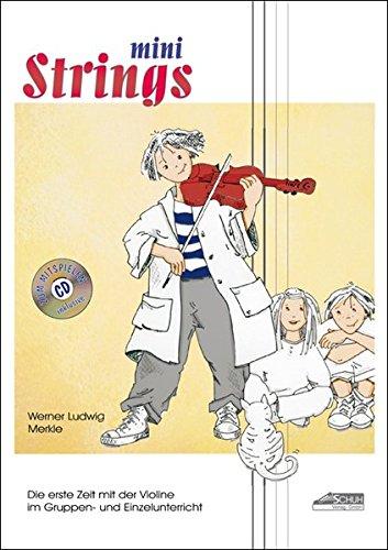 mini strings 1: Violinschule