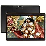 Fonxa 9.6 Pouces Octa core Tablette 3g, Dual SIM 32Go de stockage, - Phone Tablet PC avec GPS, Bluetooth, Android 5.1 Lollipop, écran IPS, Noir