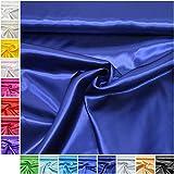 MAGAM-Stoffe Estelle Satin Stoff uni ideal für Kleidung