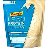 PowerBar Lean Protein - Proteinpulver mit Casein und Molkenprotein - vegetarisch - Vanilla, 500 g