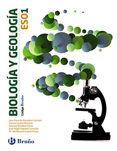 Código Bruño Biología y Geología 1 ESO - 9788469608807