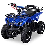 Kinder Miniquad TORINO 49 CC MOTOR 2 Takt ATV Pocket