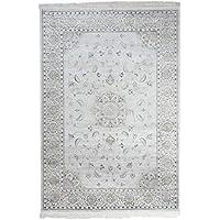 Teppich 100/% Schurwolle Klassisch Orientalisches Design Ana creme versch Größen