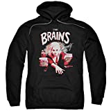 Best Trevco DC Comics For Men - Trevco Men's Izombie Brains and Beauty Hoodie Hooded Review